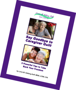 Say Goodbye to Guilt eBook